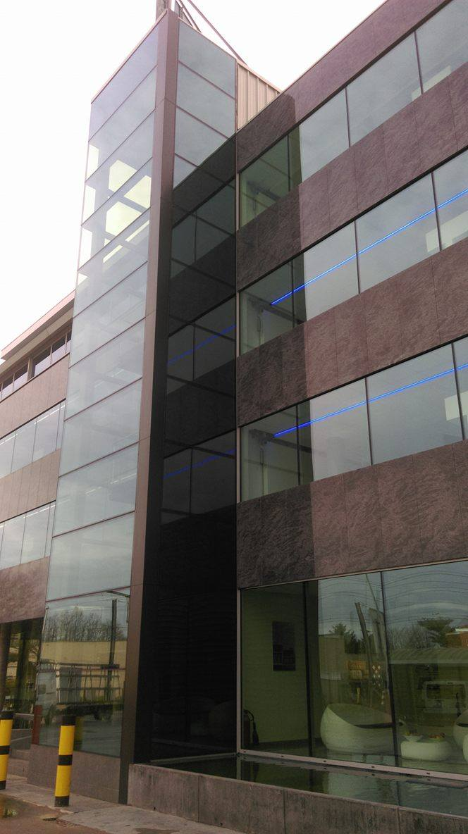 Kantoorgebouw Juri N.V.